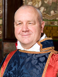 The Venerable Nick Mercer - Archdeacon of London and Honorary Assistant