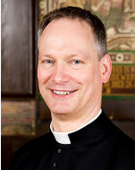 The Reverend Alan Gyle - Vicar