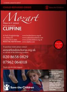 The London Chorus: Mozart Mass in C minor